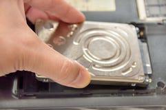 Обслуживание компьютеров стоковое изображение rf