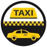 Обслуживание такси Такси иллюстрация штока