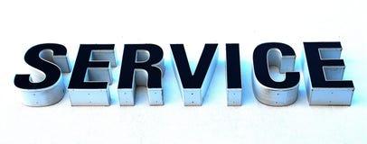 обслуживание Стоковое Изображение RF