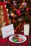 Обслуживания Santas   Стоковое фото RF