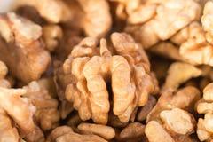 обстреливаемые грецкие орехи Стоковые Фото