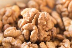 обстреливаемые грецкие орехи Стоковые Изображения RF