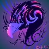 Обструктивный орел Стоковое Изображение RF