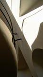 Обслуживайте деталь лестницы Стоковое Изображение