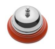 Обслуживайте красный цвет колокола Стоковые Изображения