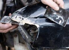 Обслуживание автомобиля reparing Стоковое Фото