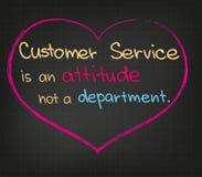 Обслуживание клиентов Стоковые Изображения RF