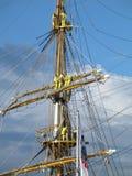 Обслуживание яхты Стоковое Фото
