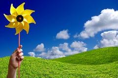 обтекатель втулки травы Стоковое Фото
