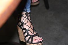 Обувь лета стоковые изображения