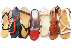 Обувь Стоковые Фотографии RF
