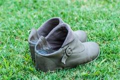 Обувь Стоковая Фотография