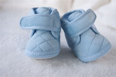 обувь s детей Стоковая Фотография RF