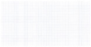 Обучите искусство решетки тетради бумажное в клетке Таблица пунктирной линии иллюстрация вектора
