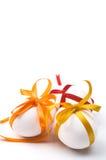 обхватывает цветастый праздник пасхальныхя Стоковые Изображения