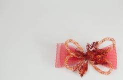 обхватывайте красный цвет Стоковое Изображение RF