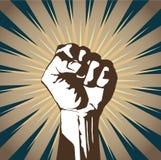 обхваченный кулачок Стоковые Фото