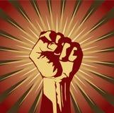 обхваченный кулачок Стоковая Фотография RF