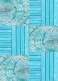 обшивает панелями древесину Стоковое Изображение