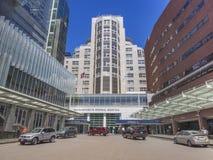 Общая больница Массачусетса Стоковое Изображение RF