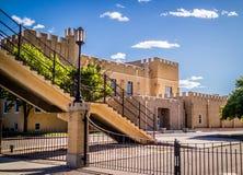Общее место для всех событий в Roswell, Неш-Мексико стоковые фото