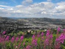 Общее Caerphilly, южный уэльс Стоковая Фотография