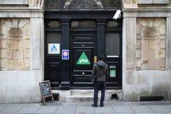 Общежитие молодости в Лондоне Стоковая Фотография RF