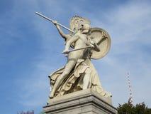 Общественная скульптура искусства в Париже Стоковое Изображение
