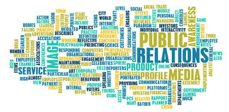 общественные отношения Стоковое Изображение RF