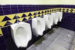 Общественные туалеты Стоковая Фотография