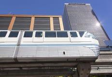 Общественный местный транспорт Сиэтл Стоковые Фото