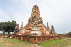 Общественный древний храм Стоковая Фотография