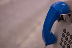 общественный телефон Стоковые Изображения RF