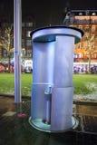 Общественный туалет для человека стоковые фото