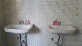 общественный туалет стоковые фото