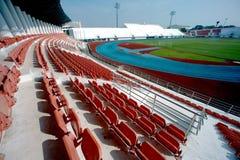 Общий вид стадиона Стоковая Фотография RF