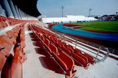 Общий вид стадиона Стоковые Изображения RF