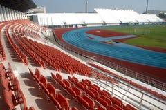 Общий вид стадиона Стоковое Изображение