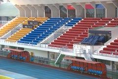 Общий вид стадиона Стоковая Фотография