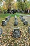 общинная могила Стоковые Фотографии RF
