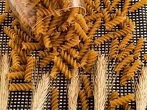 объединенные макаронные изделия Стоковое фото RF