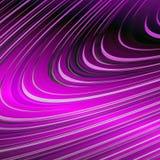 объезжает пурпур Стоковая Фотография RF