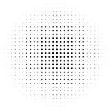 Объезжайте элемент полутонового изображения, monochrome абстрактный график для DTP, pr Стоковое Изображение
