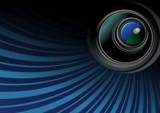 объективное фото Стоковая Фотография RF