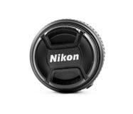 Объектив набора Nikon Nikkor D3300 Стоковые Изображения RF