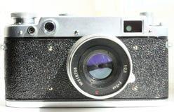 Объектив старой мембраны камеры Стоковые Фотографии RF