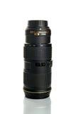 Объектив телеобъектива 70-200 f4 g Nikon Nikkor Стоковое фото RF