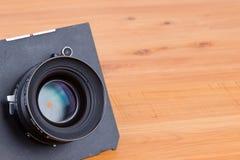 объектив формы камеры большой Стоковое Фото