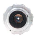объектив фотоаппарата ретро Стоковые Изображения