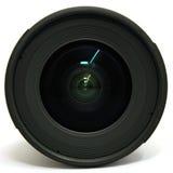 объектив фотоаппарата угла широкий Стоковое фото RF